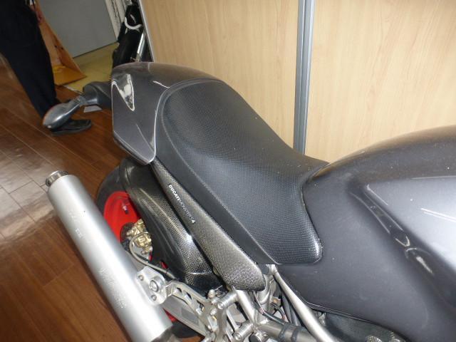 DUCATI モンスター900S4の画像(茨城県
