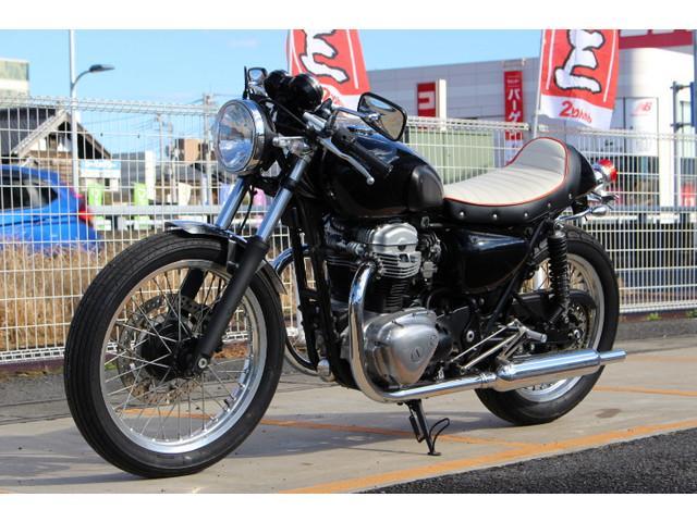 カワサキ W400の画像(茨城県
