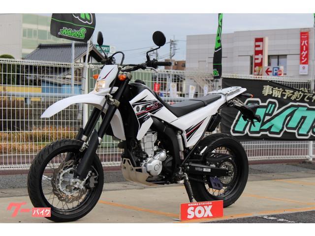 ヤマハ WR250X ローダウンの画像(山梨県