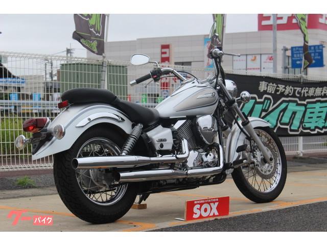 ヤマハ ドラッグスター250の画像(茨城県