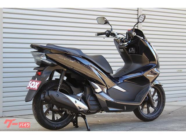 ホンダ PCX150 HYBRID 国内未発売モデルの画像(茨城県