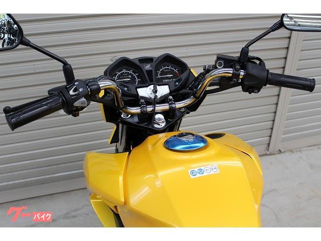 ホンダ CB125F EUスペック 国内未発売モデルの画像(茨城県