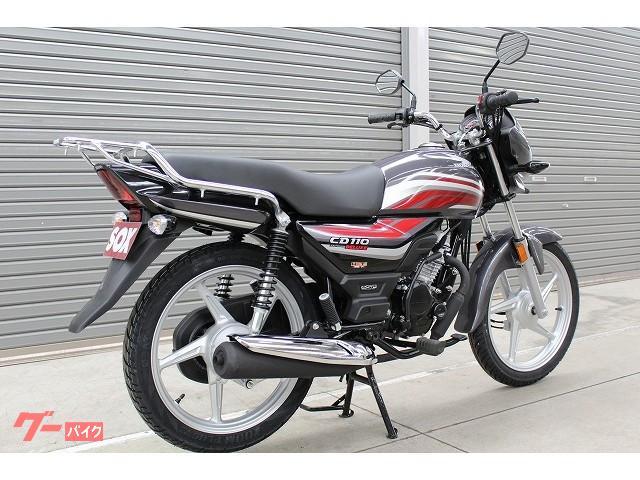 ホンダ CD110デラックス 国内未発売モデルの画像(茨城県
