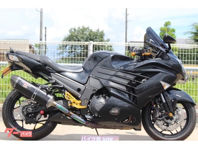 Ninja ZX−14R 2012年モデル