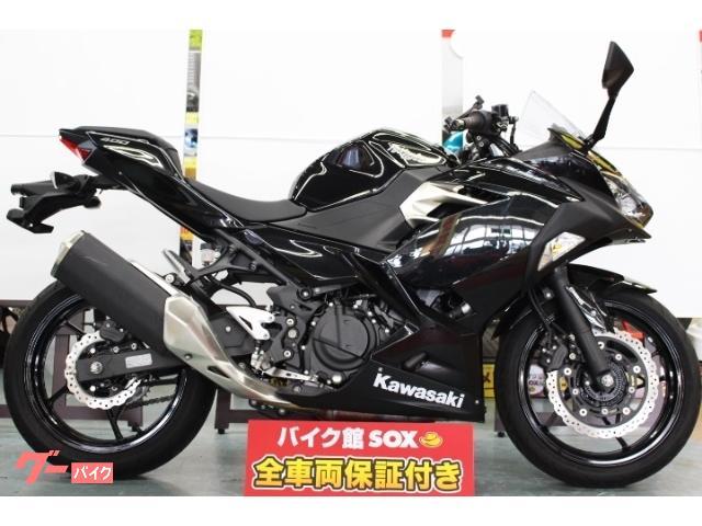 Ninja 400 2018年モデル