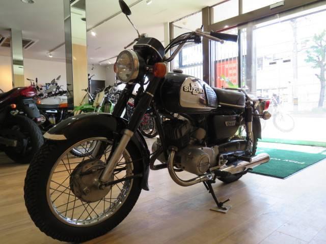 スズキ K125の画像(北海道