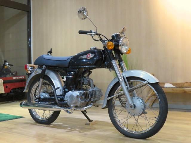 ホンダ ベンリィ50Sの画像(北海道