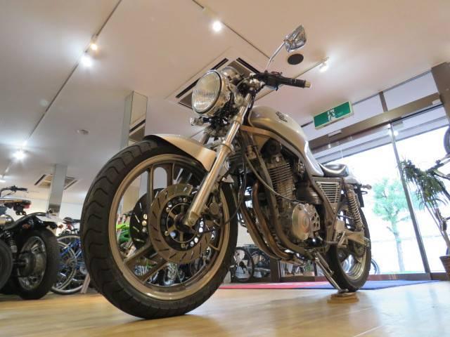 ヤマハ SRX600 400改 エンジンスワップ600ccの画像(北海道