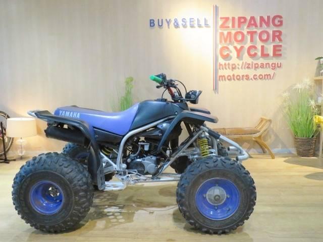 ヤマハ YF200S ATV マットブラックの画像(北海道