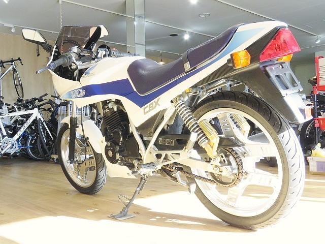 ホンダ CBX250Sの画像(北海道