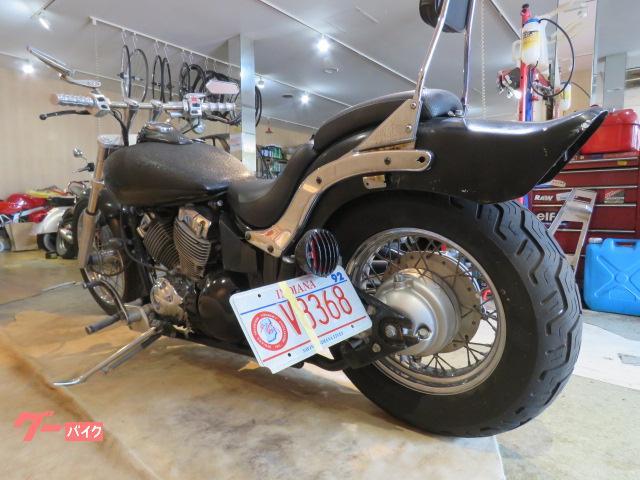 ヤマハ ドラッグスター400 フルカスタム ラットスタイルの画像(北海道