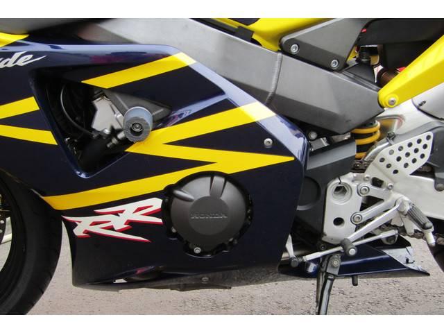 ホンダ CBR954RR フルノーマル 逆車フルパワーの画像(群馬県