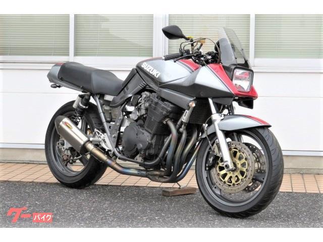 スズキ GSX750S KATANA 改1100cc公認 フルカスタムの画像(群馬県