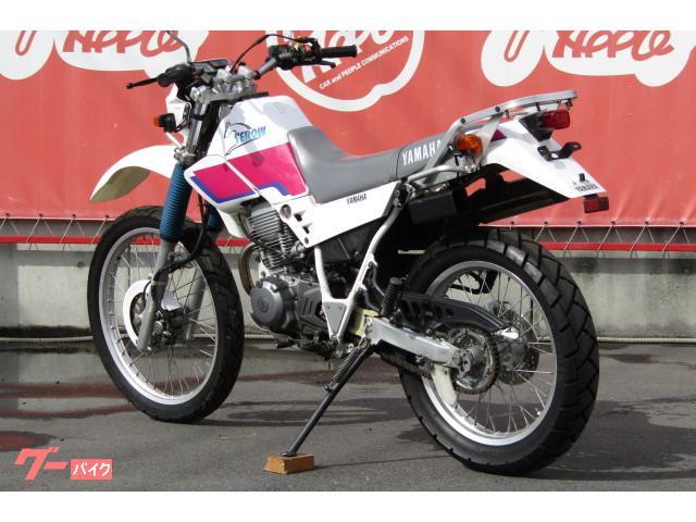 ヤマハ セロー225W キックスターター装備の画像(群馬県