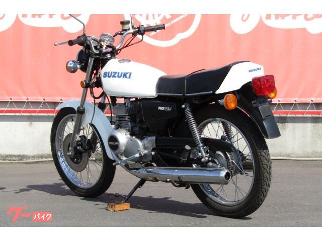 スズキ RG125 4型の画像(群馬県