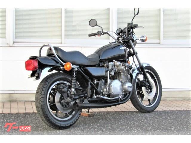 カワサキ Z1000LTDの画像(群馬県