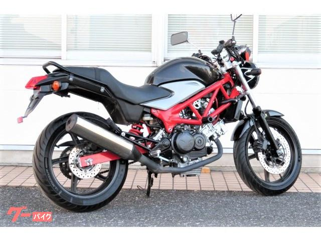 ホンダ VTR250の画像(群馬県