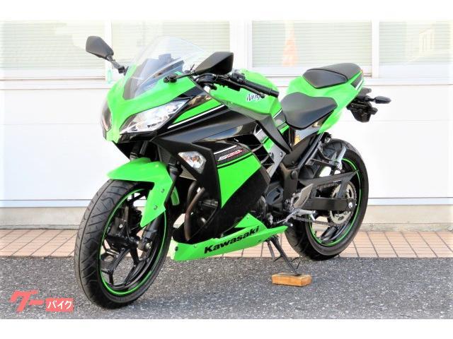 カワサキ Ninja 250 スペシャルエディションの画像(群馬県