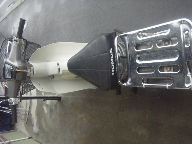 ホンダ スーパーカブ50カスタムの画像(北海道