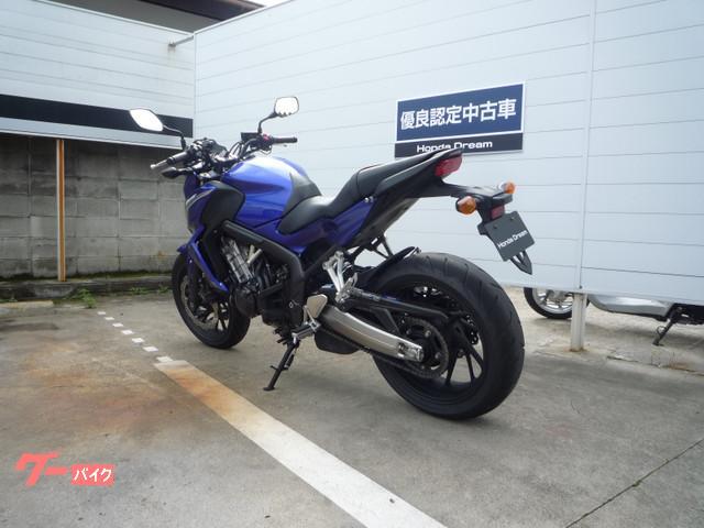 ホンダ CB650Fの画像(茨城県