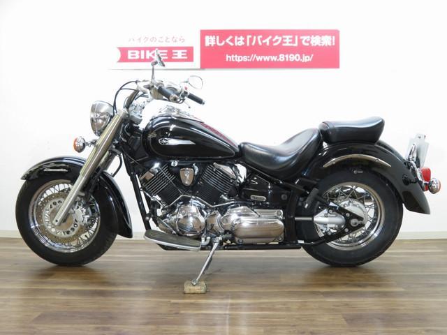 ヤマハ ドラッグスター1100クラシック フルノーマルの画像(茨城県