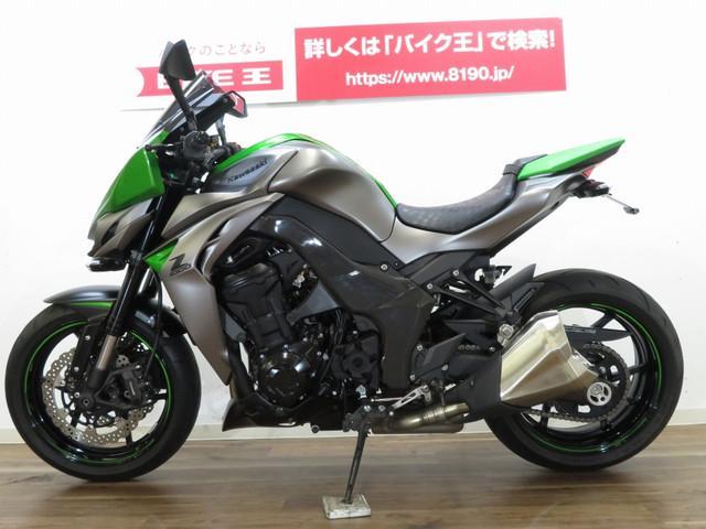 カワサキ Z1000 ブライト正規輸入 フェンダーレス・スクリーンの画像(茨城県