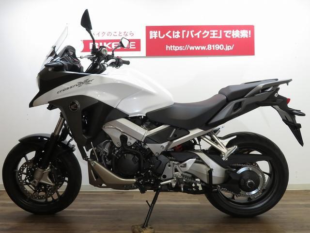 ホンダ VFR800X ABSモデルの画像(群馬県