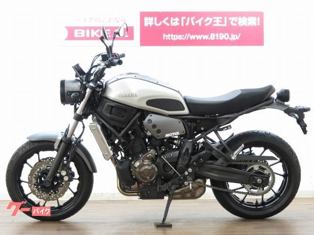 ヤマハ XSR700 ワンオーナー車の画像(茨城県
