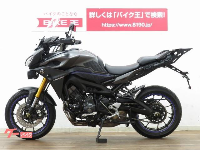 ヤマハ トレイサー900(MT-09トレイサー)フォグ リアキャリア付きの画像(茨城県