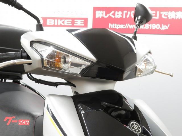 ヤマハ シグナスX SR 国内仕様 リアボックス付きの画像(茨城県