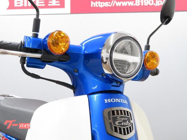 ホンダ スーパーカブ110 現行型 フルノーマル車の画像(茨城県