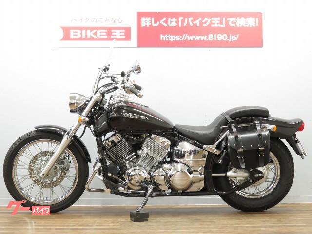 ヤマハ ドラッグスター400 インジェクション エンジンガード付きの画像(茨城県
