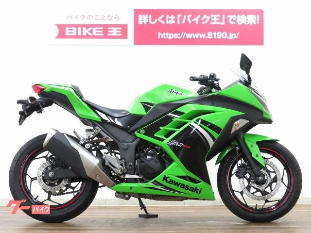 Ninja 250 ABS スペシャルエディション シングルシートカウル付き