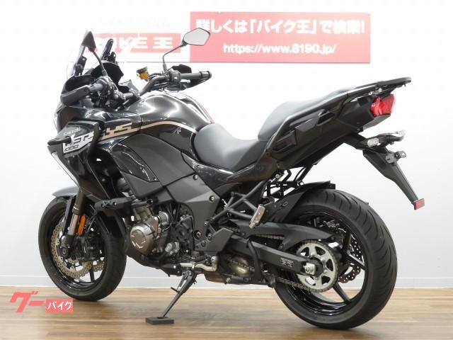 カワサキ Versys 1000 SE エンジンスライダー付きの画像(茨城県