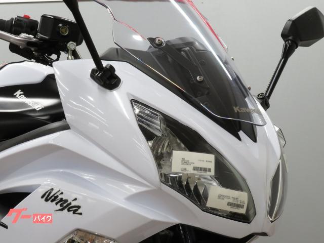 カワサキ Ninja 400 WR'Sマフラー リアフェンダーレスの画像(茨城県
