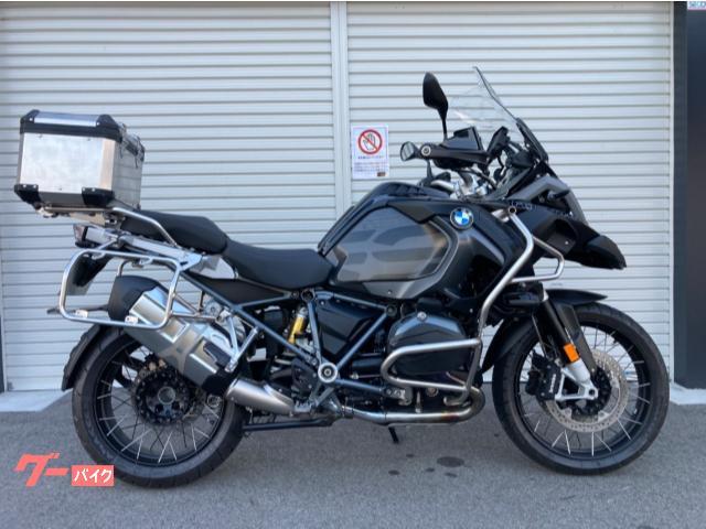 R1200GSアドベンチャー プレミアムスタンダード TOPケース装備 グーバイク鑑定車