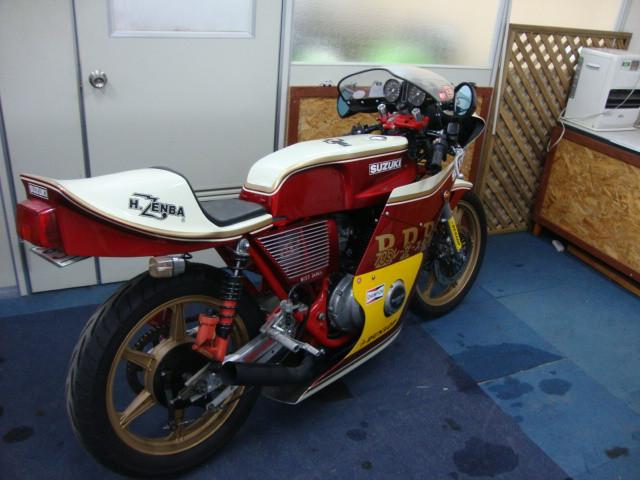 スズキ GSX450の画像(茨城県