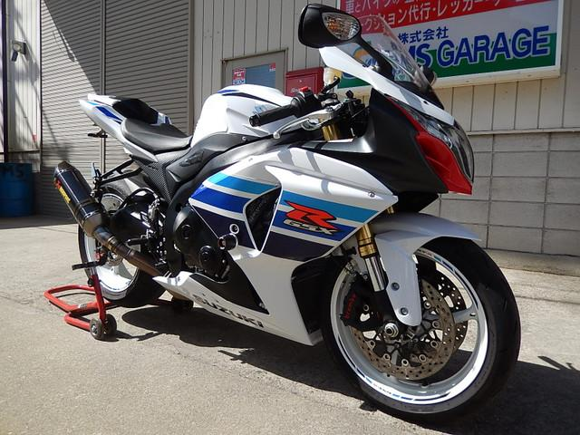 スズキ GSX-R1000の画像(群馬県