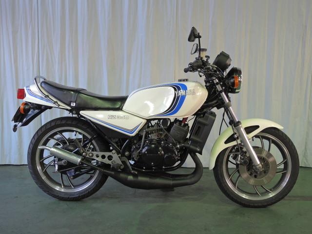 ヤマハ RZ250 350エンジン SP忠男チャンバーの画像(北海道