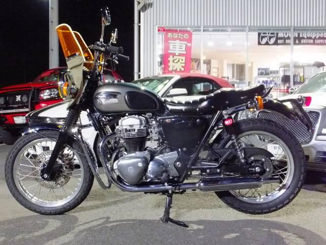 カワサキ W650新品パーツ多数の画像(群馬県