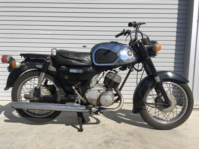 スズキ K125 1型 タイヤバッテリー新品の画像(北海道