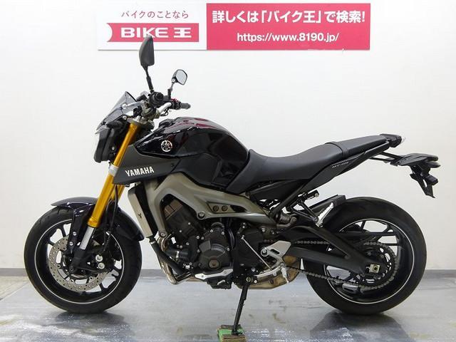 ヤマハ MT-09 ワンオーナー車の画像(栃木県