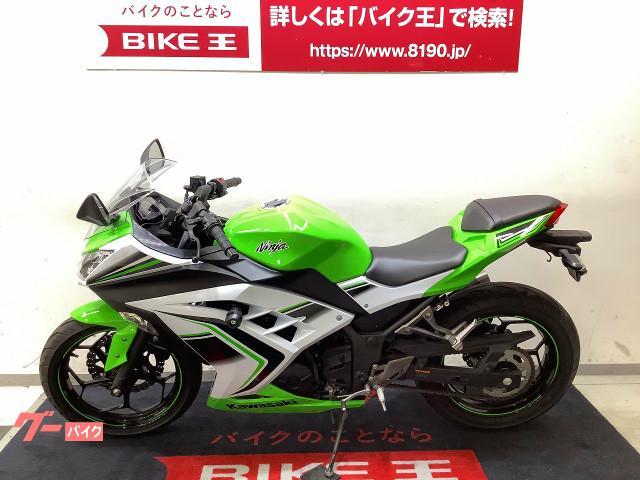 カワサキ Ninja 250 2016年モデル ローダウン車の画像(栃木県
