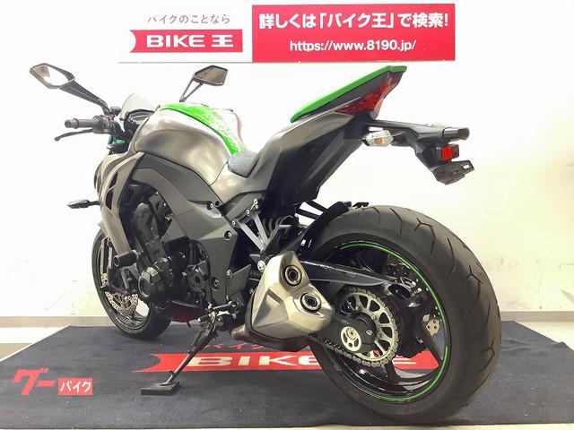 カワサキ Z1000 2016年モデル バイザーカスタムの画像(栃木県
