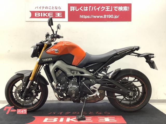 ヤマハ MT-09 ABSの画像(栃木県