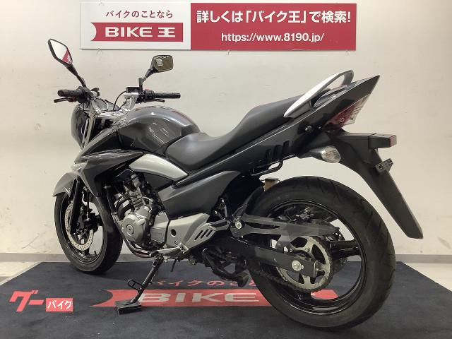 スズキ GSR250  2012年モデル ヨシムラスリップオンマフラー装備の画像(栃木県