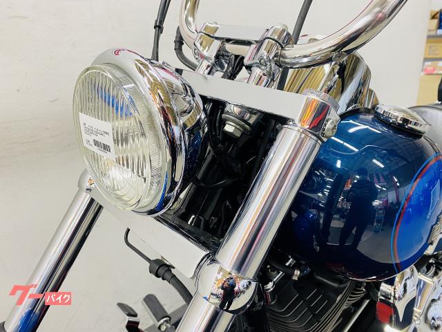 HARLEY-DAVIDSON FXDWG ワイドグライド・バックレスト装備の画像(栃木県