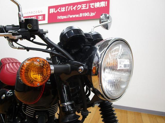 カワサキ エストレヤ スペシャルエディション サイドバッグステー装備の画像(群馬県