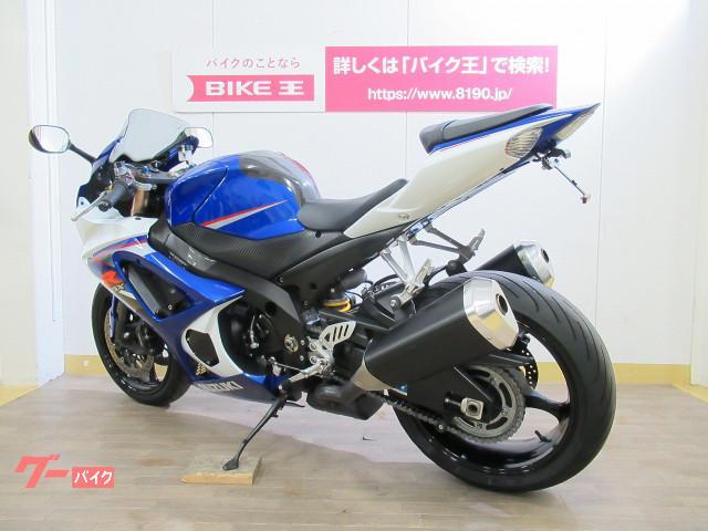 スズキ GSX-R1000  フェンダーレスKIT装備の画像(群馬県