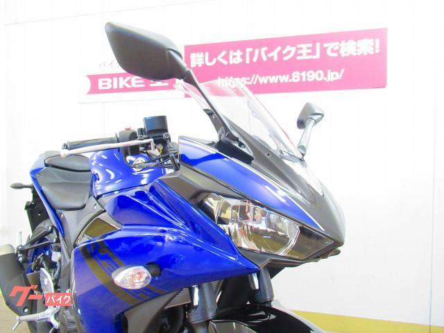 ヤマハ YZF-R25 RG43J型 フルノーマルの画像(群馬県